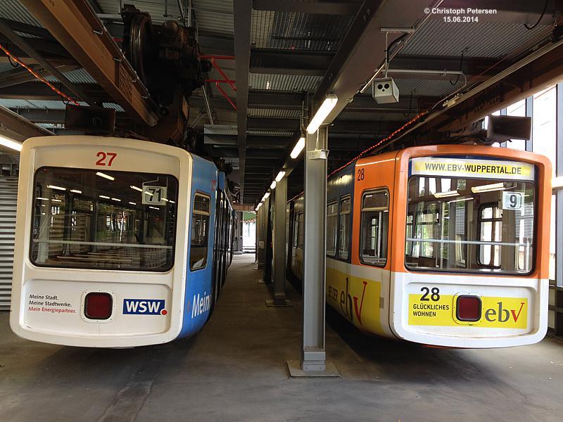 Versteigerung Wuppertal Bahn