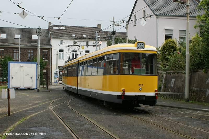Stra Enbahn Krefeld Linie 044 Rheinhafen H Ls